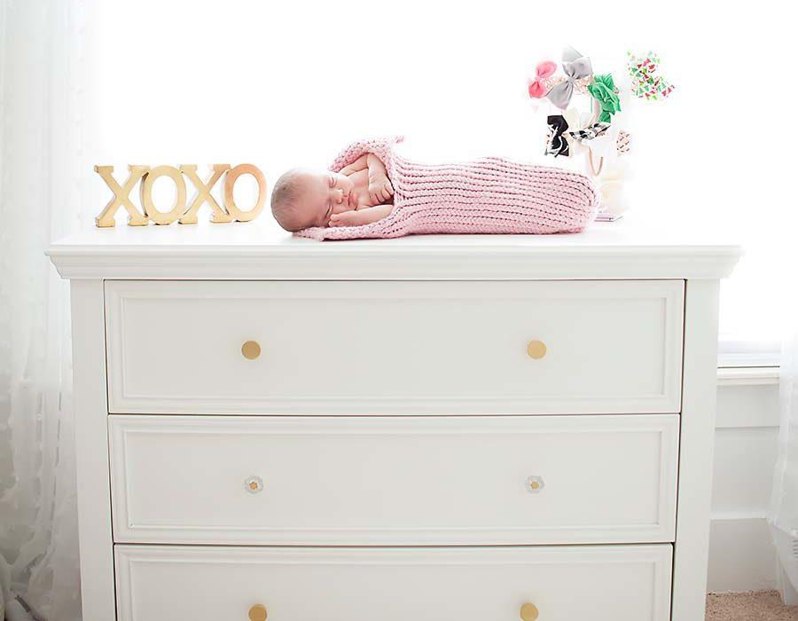Berkley Michigan Newborn Photographer