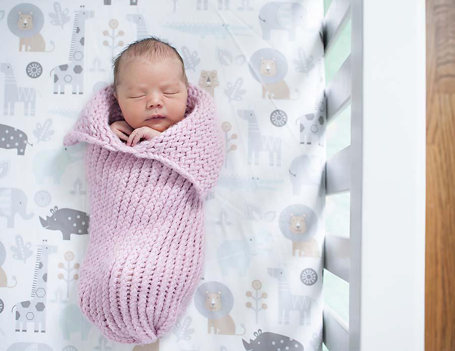 Royal Oak Newborn Photographer